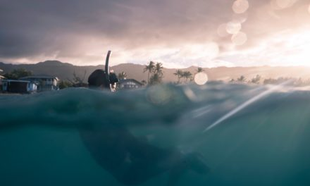 Storm Snorkeling for Fun & Fitness