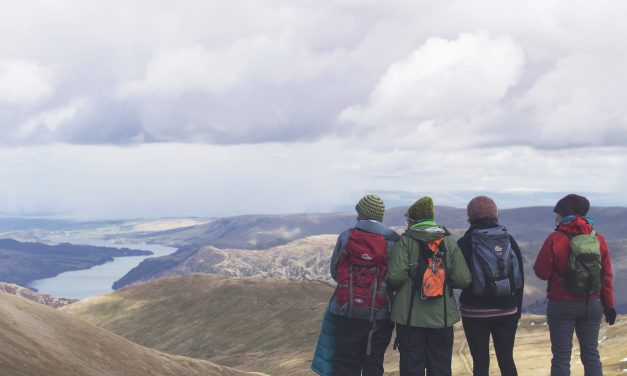 Hiking for Mental and Physical Wellness