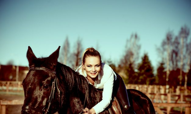Horseback Riding for Mental & Physical Fitness